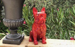 Les statues décoratives en résine pour décorer votre intérieur et extérieur avec originalité !