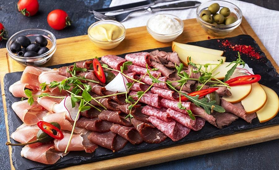 Les délices du saucisson, votre charcuterie artisanale française du Rhône